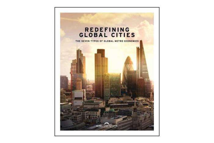 Redefining Global Cities - Brookings Report