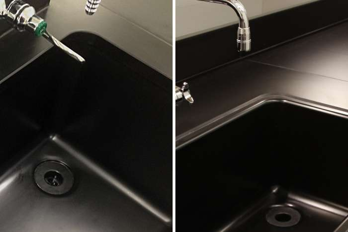 Epoxy Resin Sinks – Undermounts vs. Drop-Ins