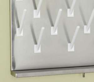 Stainless Steel Pegboard Advantages